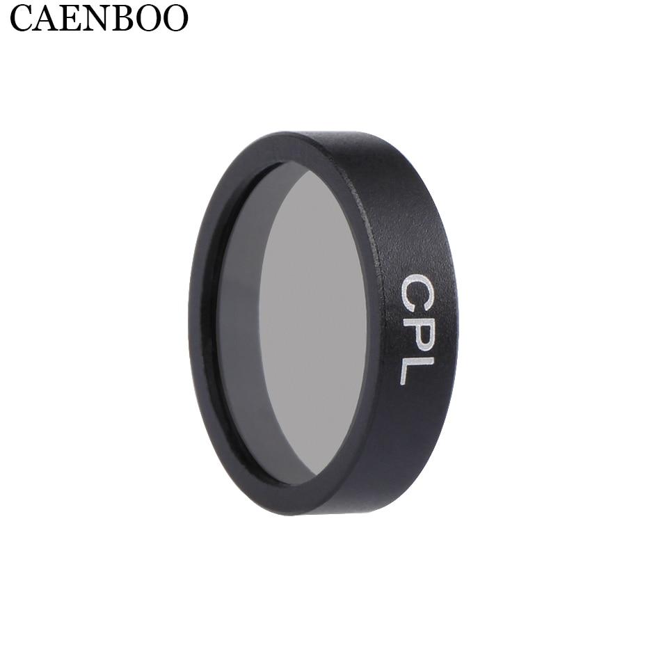 CAENBOO Drone Filters CPL Circular Polar Polarizing Lens Filter Set MCUV Protector For DJI Mavic Air Drones Camera Accessories