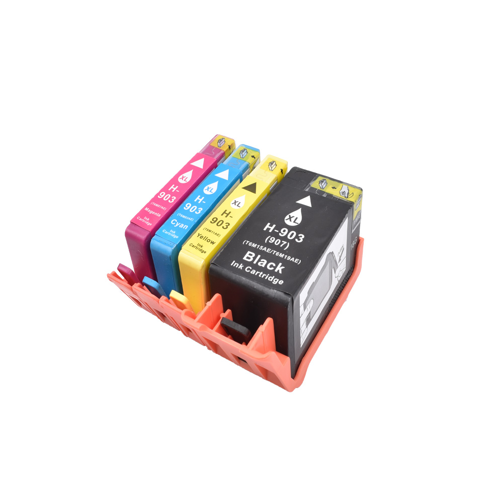 Compatible ink for HP 903 903XL 907XL Ink Cartridge For OfficeJet Pro 6950 6960 6961 6970