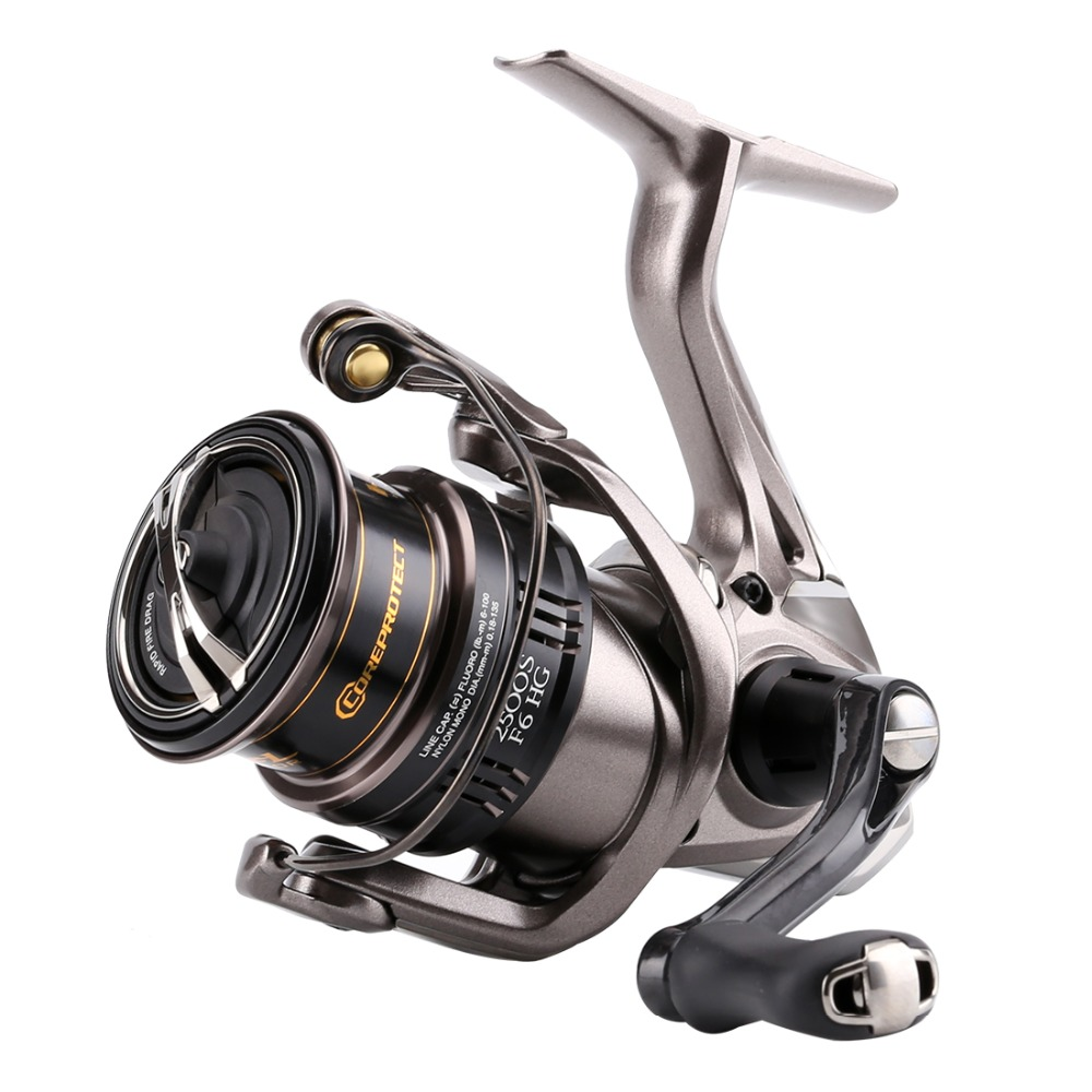 Buy 2017 new shimano complex ci4 f6 for Best fishing reels 2017