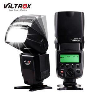 Viltrox JY680A On-camera Flash GN33 Speedlite Flash Light with LCD Screen for Canon
