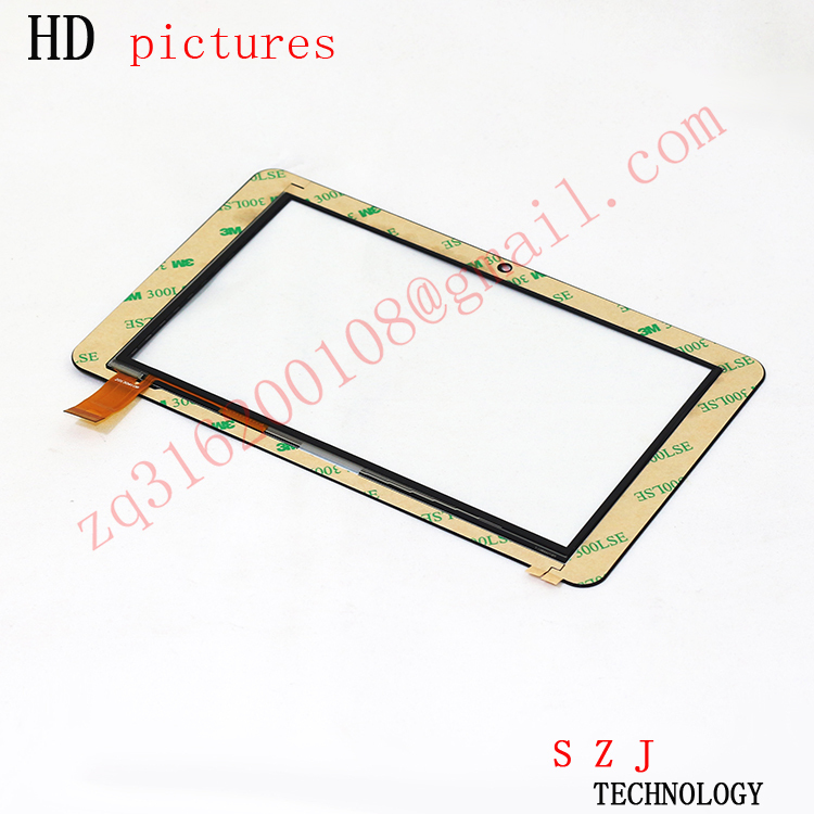 Original 7 inch capacitve 20130610B for Tablet Kurio 7 Touchpad Handwritten touch screen Digitizer Free ship