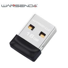100% полная емкость супер крошечные Водонепроницаемый USB Flash Drive 32 ГБ 16 ГБ 8 ГБ 4 ГБ wansenda Флеш накопитель флэш-накопитель памяти usb stick