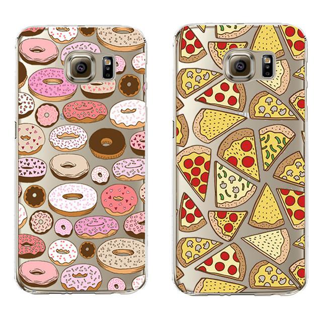 Donuts Nutella Silicon Phone Case