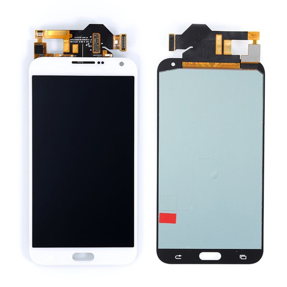 LCD Display +Touch Screen Digitizer For Samsung Galaxy E7 E700 E700F E700D White