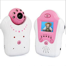 1.8Inch Digital Wireless Baby Girls & Boy Monitors Real-time Monitoring Night Vision Care Monitorings  Pink Blue