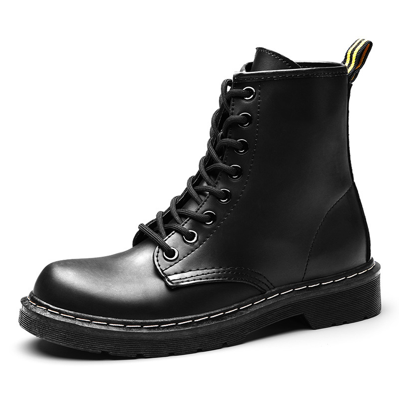 где купить Winter Shoes Women Boots Casual Shoes Women Snow Ankle Boots Pu Leather Lace-Up Female Motorcycle Ankle Fashion Boots Women по лучшей цене