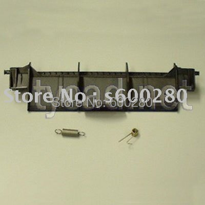 C6090-60272 HP DesignJet 5000 5000PS 5100 5500 5500PS Tube guide door and spring Original Disassemble