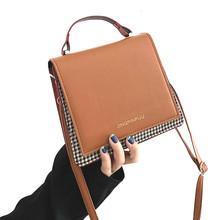 2019 new women's shoulder bag simple wild Messenger bag ins fashion small square bag handbag #197133