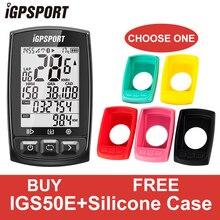 IGPSPORT GPS จักรยานจักรยานกีฬาคอมพิวเตอร์กันน้ำ IPX7 ANT + Wireless Speedometer จักรยานดิจิตอลนาฬิกาจับเวลา Speedometer