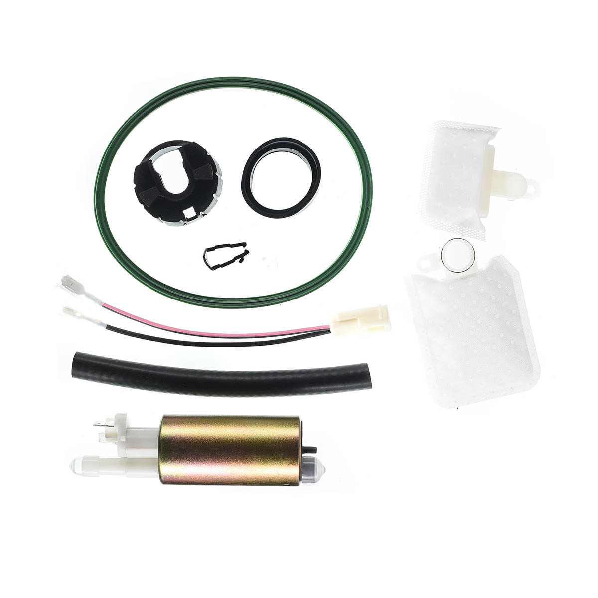medium resolution of electric fuel pump for ford focus zx3 ztw zts svt base se lx 2000 2001 2002 i4 2 0l ys4z9h307ea ys4z9h307bb e2448 in fuel pumps from automobiles