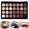 28 Cores da Paleta Da Sombra de Olho Maquiagem Shimmer Matte Eyeshadow Cosméticos Set Set Olhos Contour Concealer Shading Paleta Profissional