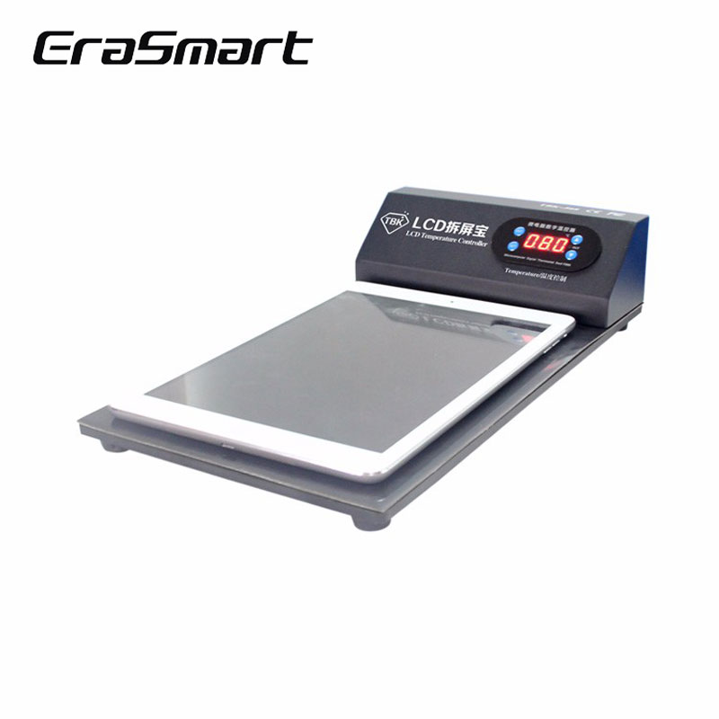 TBK LCD Tablet Screen Separating Machine Silicone Heating Plate Repair Tools for ipad Tablet Mobile TBK