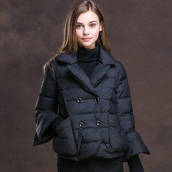 KMETRAM Women's Down Jacket Autumn Winter Jacket Women Clothes 2019 Korean Down Coat Female Short Parka Chaqueta Mujer MY3343