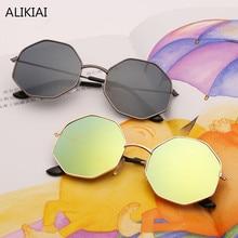 cf1fc82c52 ALIKIAI de mercurio de los niños gafas de sol de haz doble de niños bebé  niños niñas protección gafas de sol Personas gafas UV40.