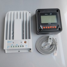 1pc x 40A 12V 24V New Tracer 4215BN 40 amps Programmable MPPT Solar system Kit Controller