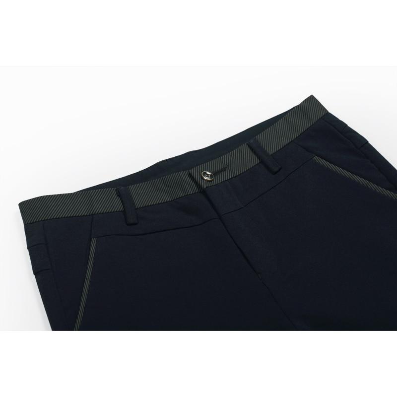 Enjeolon бренд довгі брюки чоловічі чорні - Чоловічий одяг - фото 3