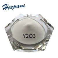 무료 배송 순수 99.99% yttrium 산화물 분말 nanoparticle 미크론 y2o3 희토류 산화물 분말|연마재|   -