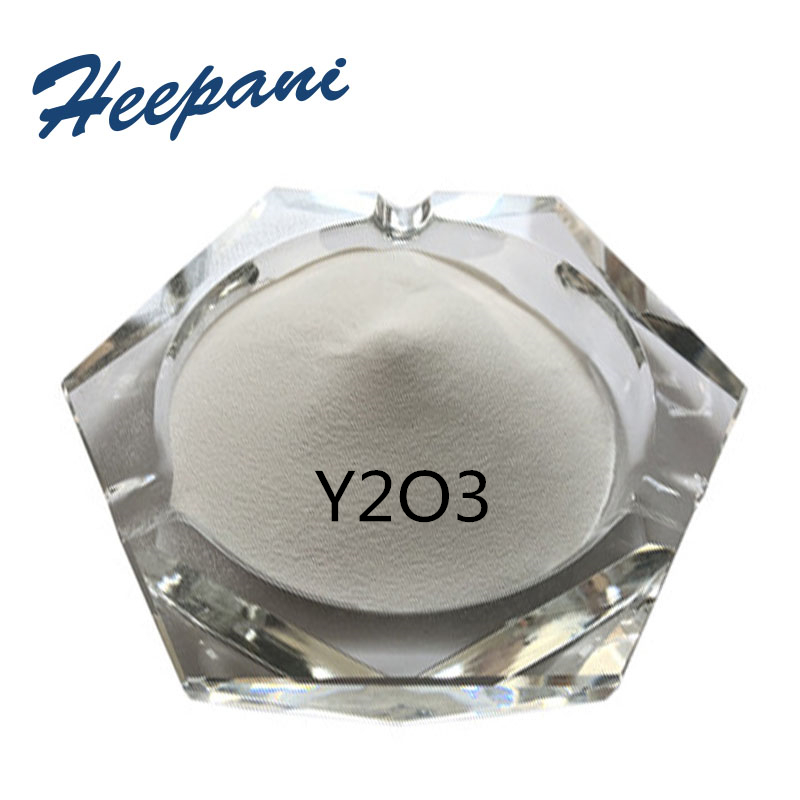 Free shipping pure 99.99% yttrium oxide powder nanoparticle micron Y2O3 rare earth oxide powder