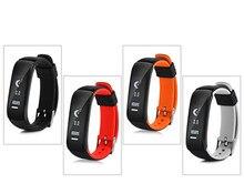DTNO. Я P1 Монитор Артериального Давления Монитор Сердечного ритма Смарт Браслет Bluetooth 4.0 Смарт Браслет IP67 Водонепроницаемый Smartband