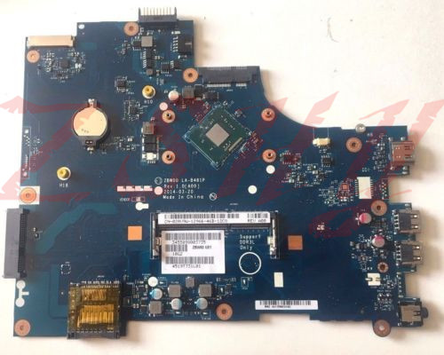 for <font><b>Dell</b></font> <font><b>inspiron</b></font> <font><b>15</b></font> <font><b>3531</b></font> laptop motherboard CN-0Y3PXH 0Y3PXH LA-B481P DDR3 Free Shipping 100% test ok image