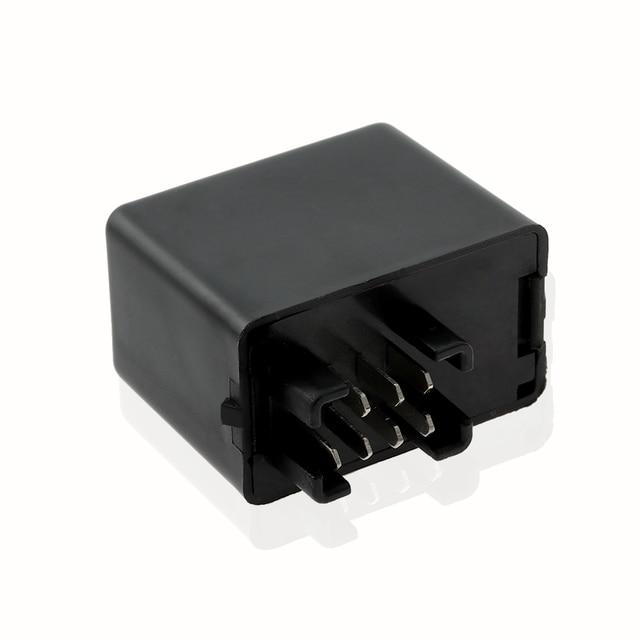 7 Pin LED Flasher Relay Indicator for Suzuki GSXR GSX 600 750 VL VZ 800 GS SV 1000 S(CA199) for SUZUKI motorcycles