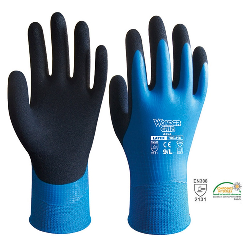 Work-Gloves Wonder-Grip Cold-Proof Safety 2131-2231 Fully-Immersed