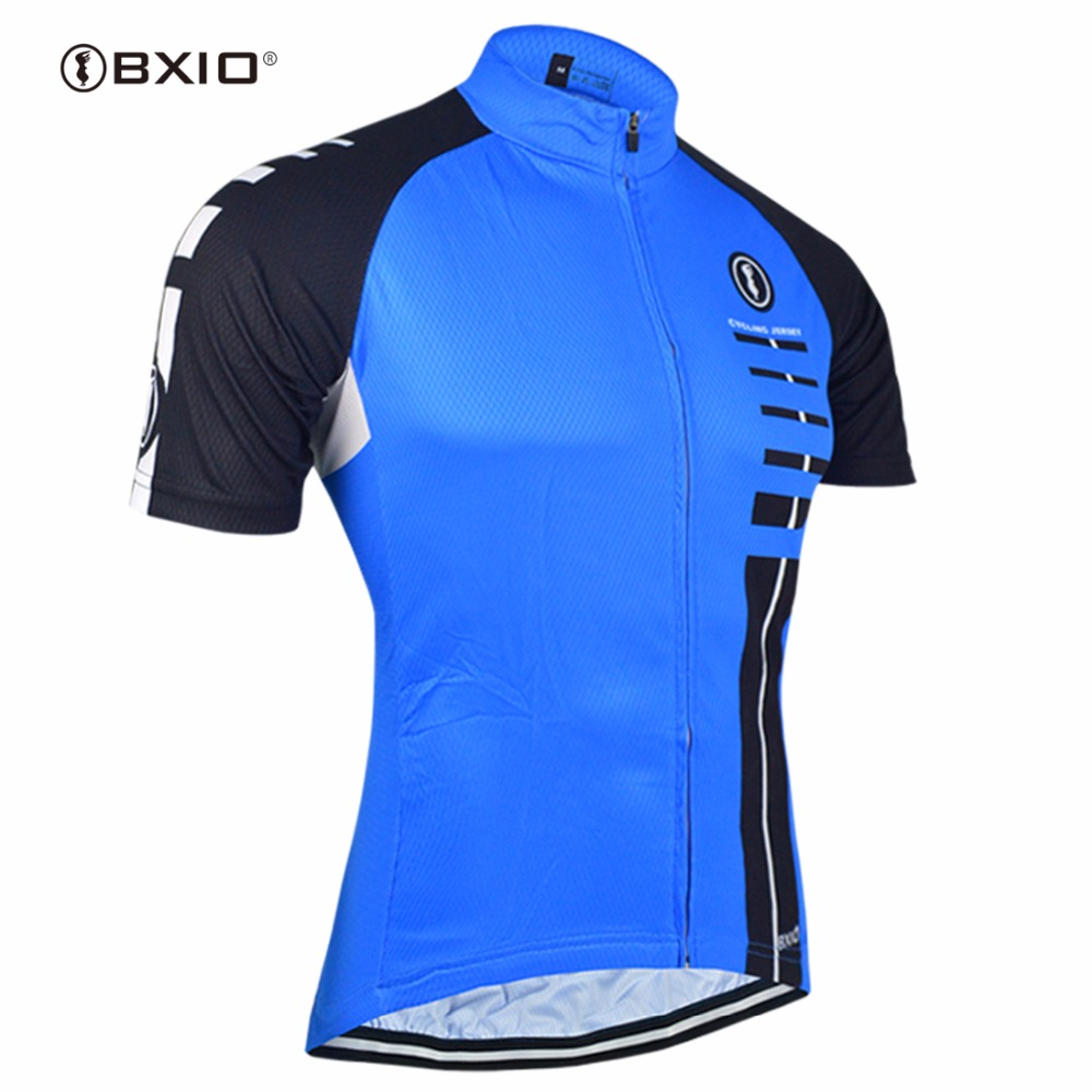Cycling Jersey Clothing Short-Sleeve Mountain-Bike BXIO Ropa-Ciclismo Verano BX-0209B029-J