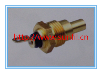 Excavator Spare Parts Water temp sensor for KOBELCO excavator SK200-6E SK200-2 new rotation solenoid valve kwe5k 31 g24ya50 for excavator sk200 6e