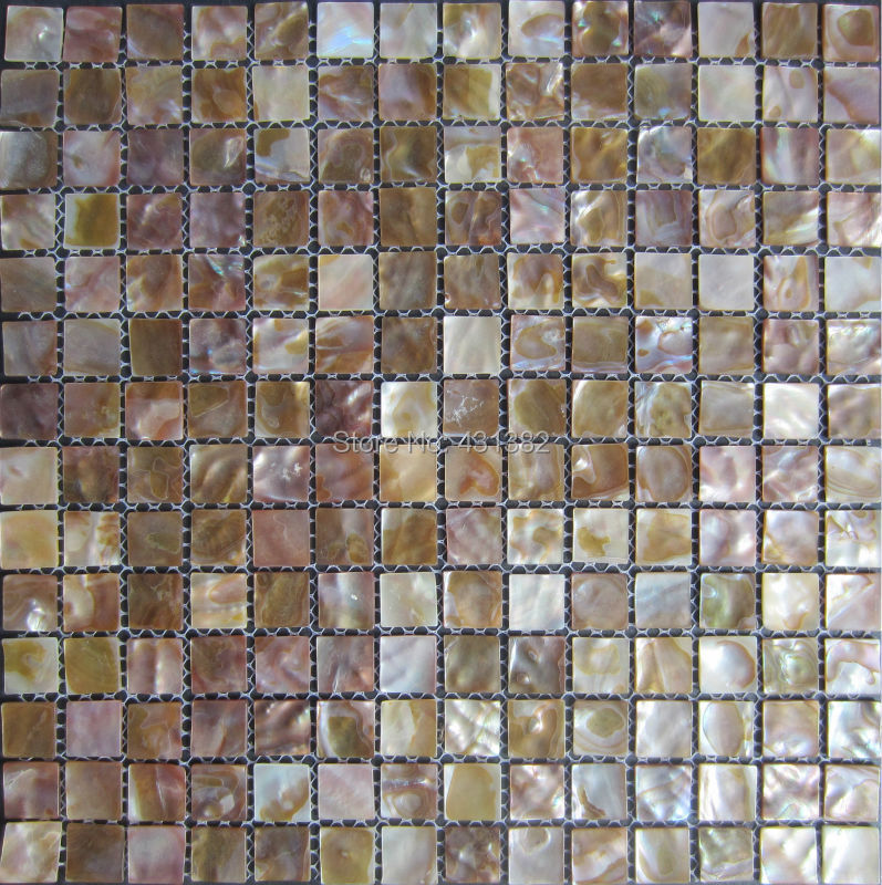 FREE SHIPPING Mother Of Pearl Tiles Shell Mosaic Tile