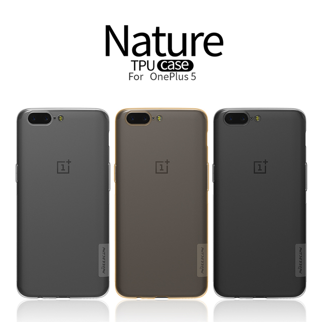 Phone Bag Case For Oneplus 5 A5000 Case Slim Crystal Clear TPU Silicone Protective sleeve for Oneplus5 one plus 5 phone bag case