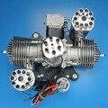 DLE170M парамотора двигатель (electric start версия) Параплан двигателя