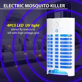 Interior Bug Zapper Inseto Voador Assassino Assassino Do Mosquito Lâmpadas LED Soquete DA UE REINO UNIDO EUA Plug Mosquito Fly Bug Insect Armadilha Novo Assassino