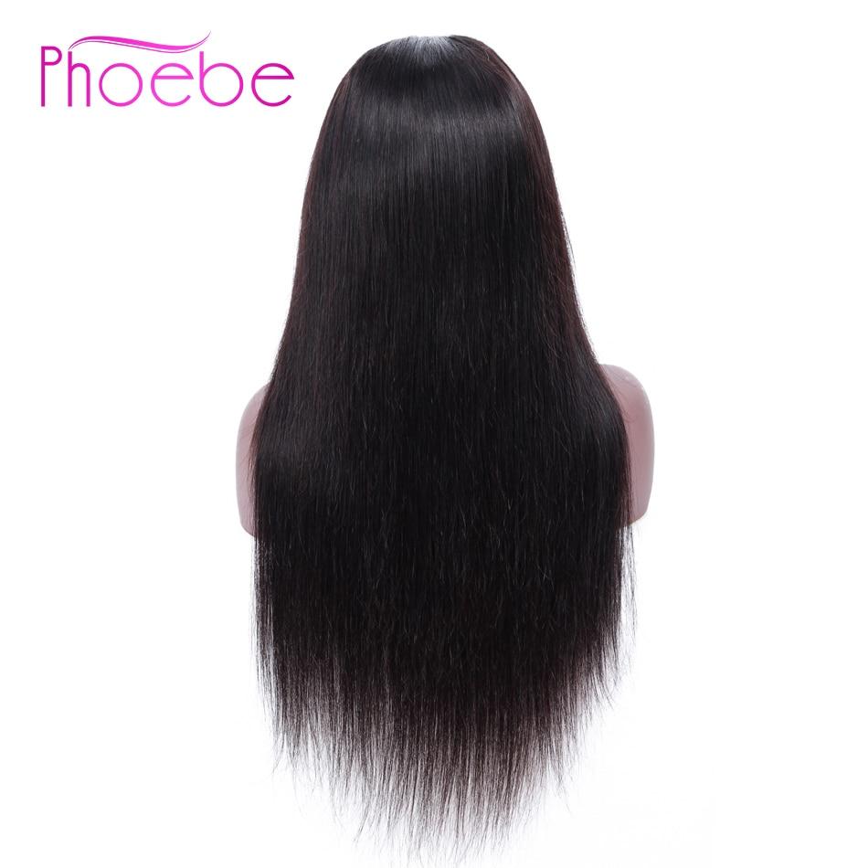 Phoebe 4x4 Short Lace Closure Human Hair Bob Wigs Remy Hair 150 Density Lace Closure Wig