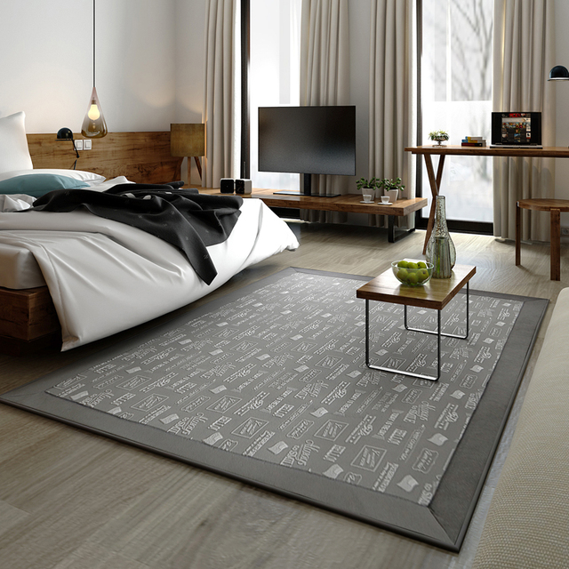 US $56.1 25% OFF|Japan Style Tatami Carpets For Living Room Home Bedroom  Rugs And Carpets Modern Coffee Table Floor Mat Study/Restaurant Area Rug-in  ...