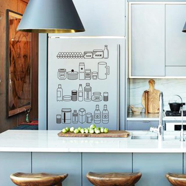 Arte nuevo dise o barato casa decoraci n vinilo lindo pegatinas de pared de dibujos animados - Vinilo pared barato ...