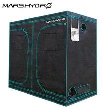 1680D Mars Hydro 240X120X200 см Крытый растет палатка крытый растущих Системы нетоксичные завод номер Крытый сад Водонепроницаемый хижине