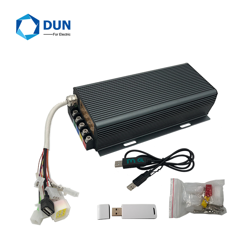 Free Shipping Sabvoton MQCON SVMC72150 3000W 4KW 48V 60V 72V 150A Suitable BLDC Motor Controller For Scooter With Bluetooth