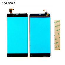 ESUWO Touch Screen Digitizer Touch Glass For Elephone S3 Touch Panel Sensor Lens