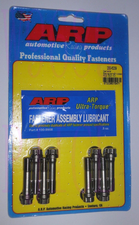 Prix pour Arp forgé 4340 acier conncting boulon de tige kit gen - repl véritable ARP2000 200 - 6209 importés de arp 2000 universal arp ultra - couple