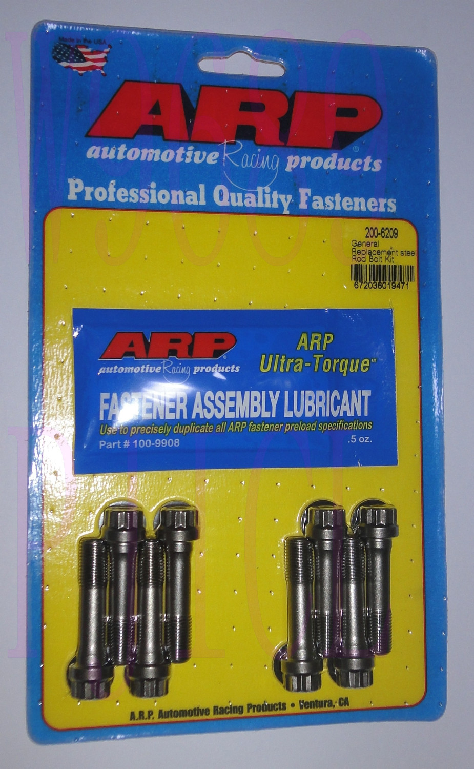 цены на arp forged 4340 steel conncting rod bolt kit gen-repl genuine ARP2000 200-6209 imported from arp 2000 universal arp ultra-torque в интернет-магазинах