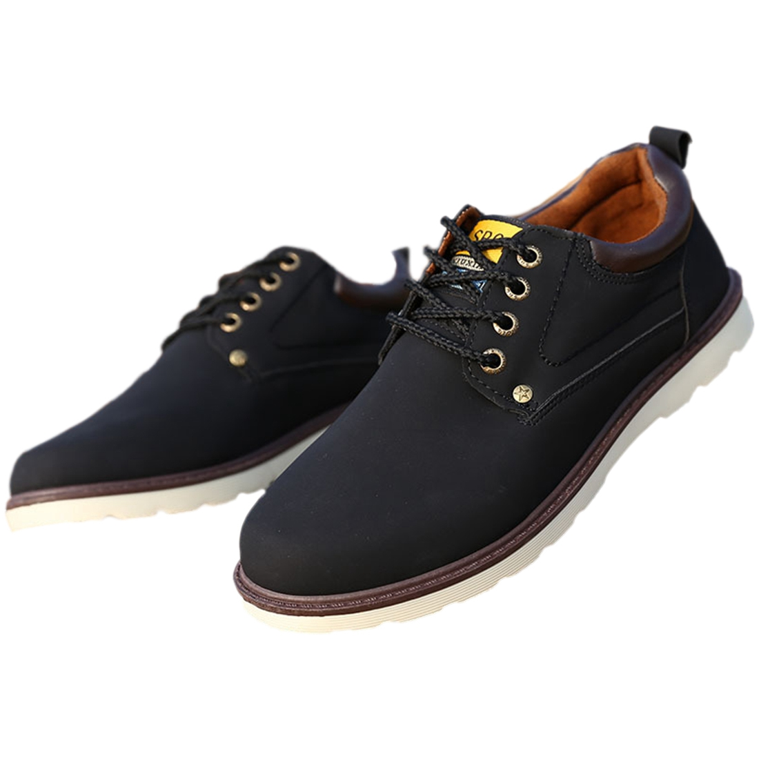 New Boots Summer Cool&Winter Warm shoes for men Leather Shoes Mens Flats Shoes Low Men casual shoess For Men Oxford