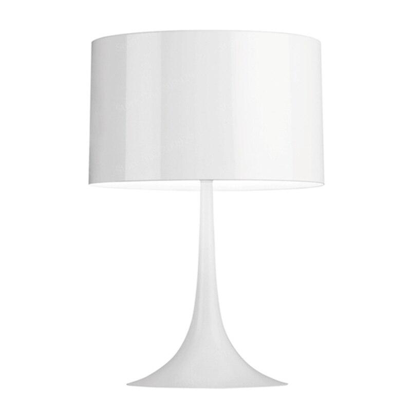 Led Table Lamps Modern Fashion Decorative Night Light Desk Lamp for Living Room Bedroom White/Black Metal Aluminum Body,E27 american led vintage desk table lamp for bedroom living room led beside lamps lampara luminaira de mesa abajur para quarto