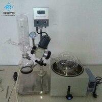 3l вакуум Стекло Роторном Испарителе термос оборудование для экстракции трав