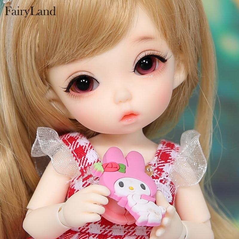 BJD Doll Pukifee Ante 1//8 Cute Fashion Resin Jonited Doll Toys for Girls+Make Up