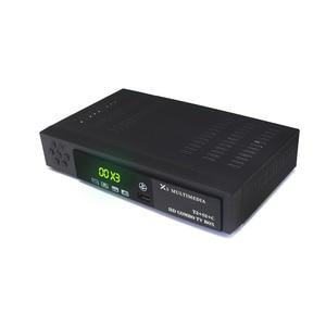Image 2 - Vmade HD דיגיטלי DVB T2 S2 DVB C טלוויזיה תיבת תמיכה Dolby AC3 H.264 HD 1080 p DVB T2 S2 טלוויזיה מקלט + USB WIFI + 1 שנה אירופה CCCAM שרת
