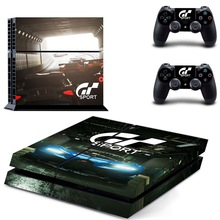 Gran Turismo Sport GT Sport PS4 Skin Sticker Decal Vinyl for Sony Playstation 4 Console and 2 Controllers PS4 Skin Sticker цены онлайн