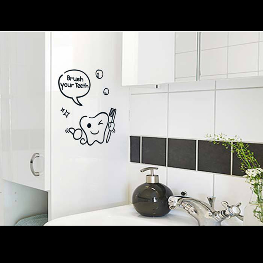 Aufkleber Badezimmer Fliesen Kinder | Fußboden