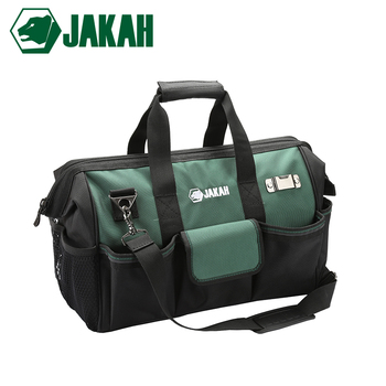 JAKAH Waterproof Tool Bags Large Capacity Bag for Tools Storage Bags Free Shipping