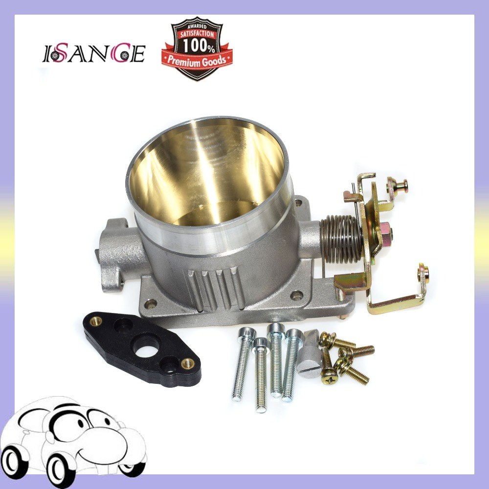 ISANCE 4 6L 2V 75MM Throttle Body Direct Bolt 197975017017 For Ford Mustang 1996 1997 1998