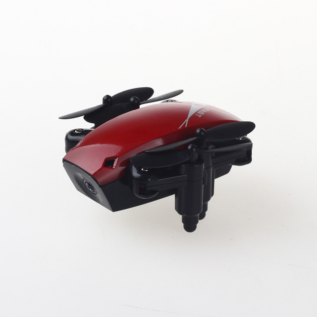 Foldable RC Mini Pocket Drone HD Camera Wifi FPV